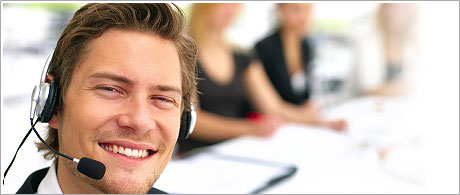 A 24-7-365 technical support service